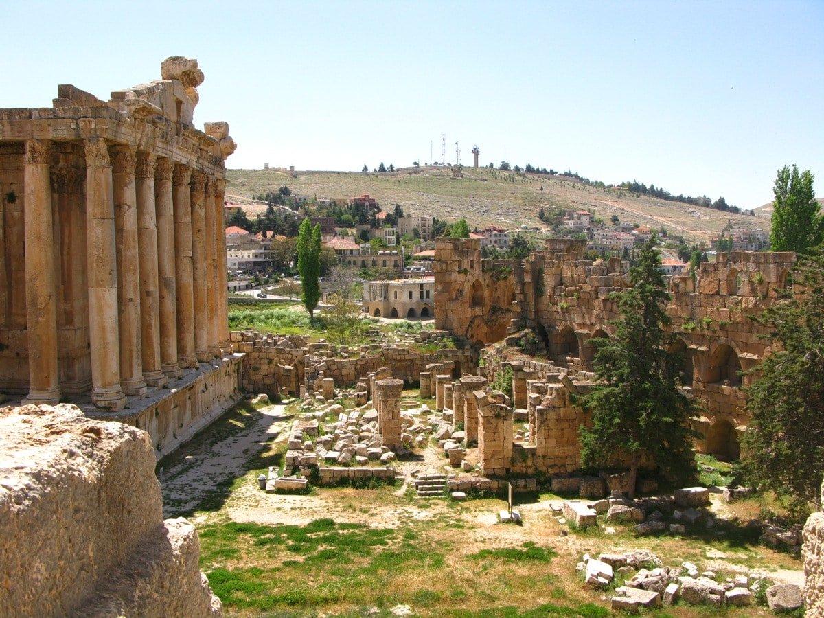 Cosa vedere in Libano