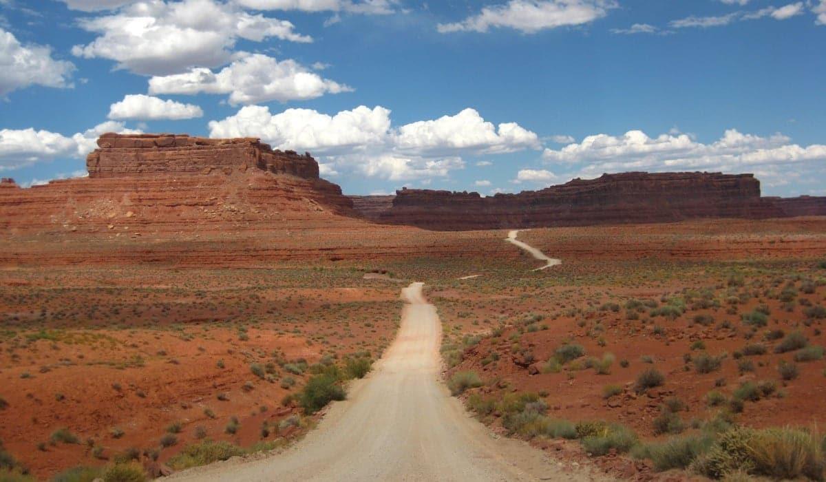 Monument Valley USA in viaggio con BeBorghi
