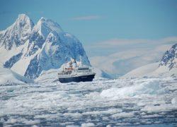 Antartide, il mitico Polo Sud