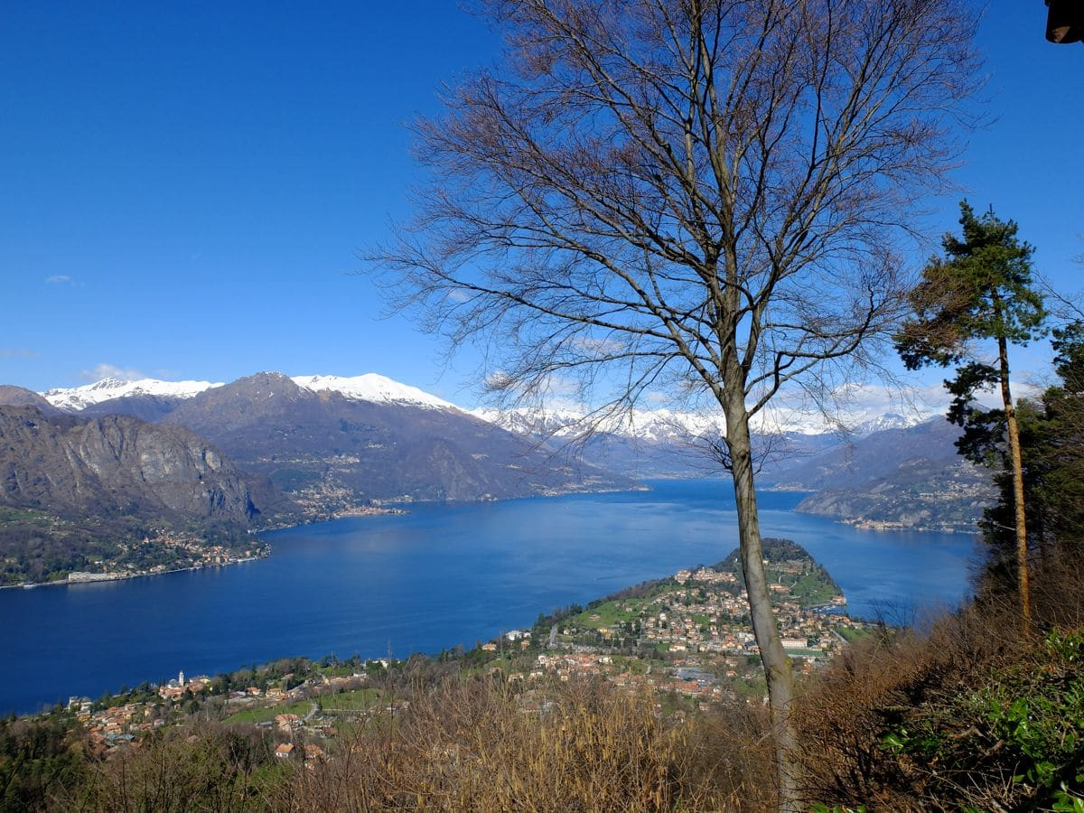 5 gite fuori porta sul lago vicino Milano