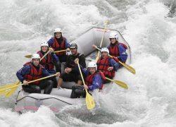 Dove fare rafting e canyoning vicino Milano