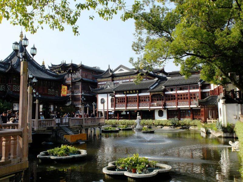 Giardini Yuyuan