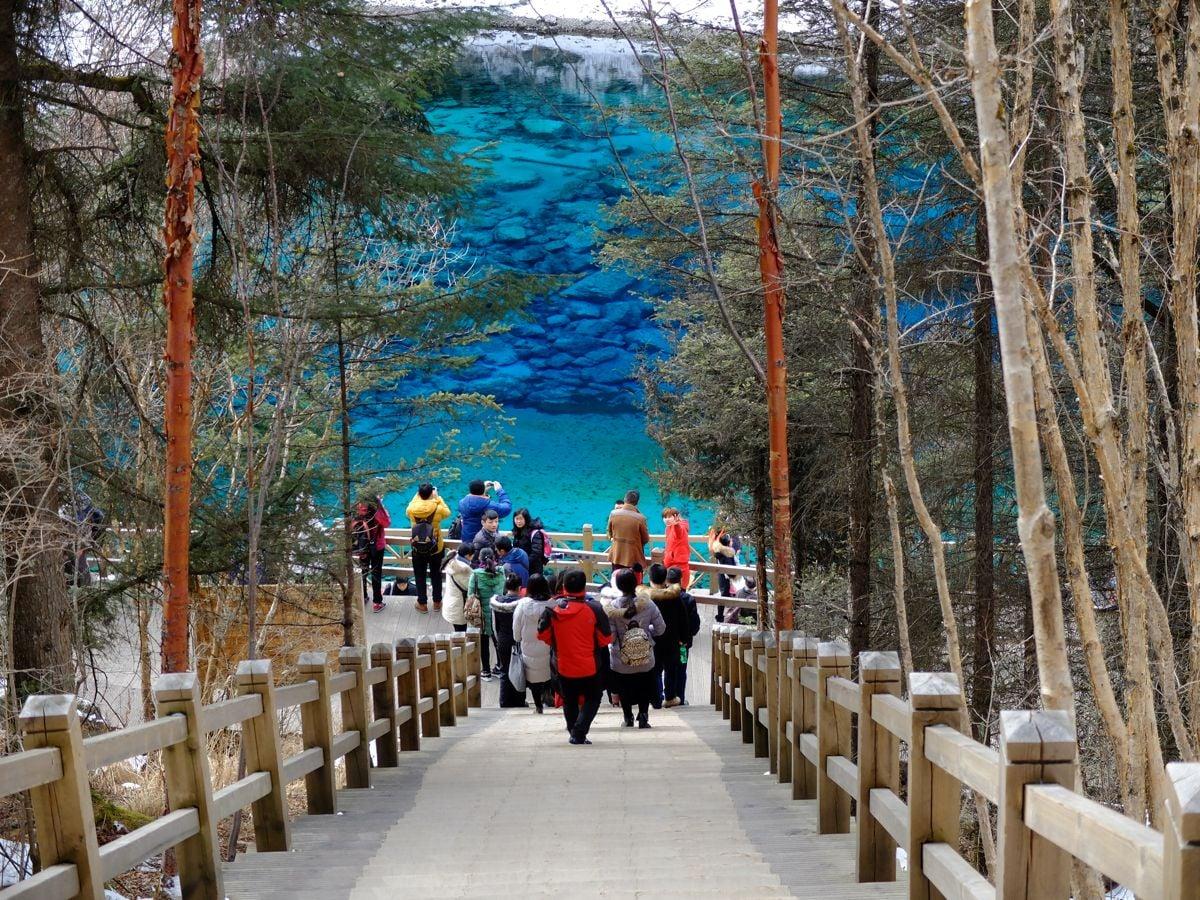 Parco Nazionale Jiuzhaigou