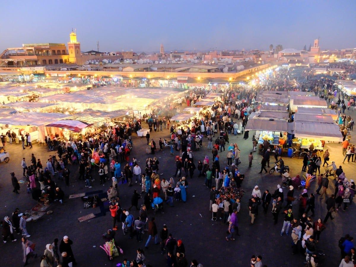 Cosa vedere a Marrakech in 2 giorni