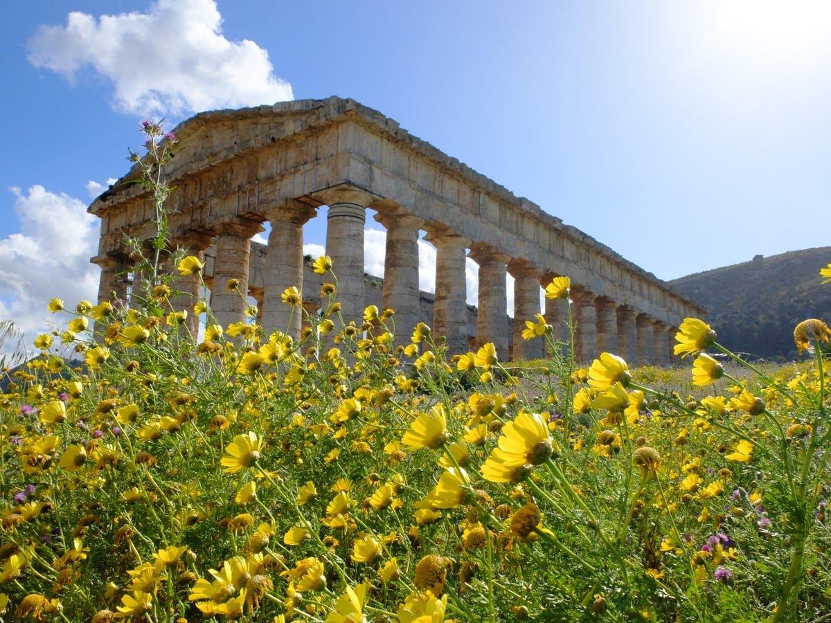 Sicilia occidentale: 3 giorni tra Marsala, Mazara, Selinunte, Segesta e Gibellina