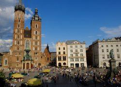 Cracovia: la grande bellezza dell'ex capitale reale della Polonia