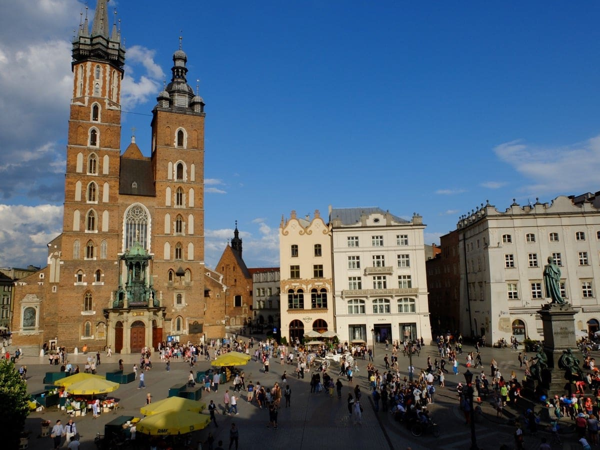 Cosa vedere a Cracovia in 3 giorni