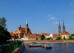 Mini-tour della Polonia: Cracovia, Breslavia e Varsavia
