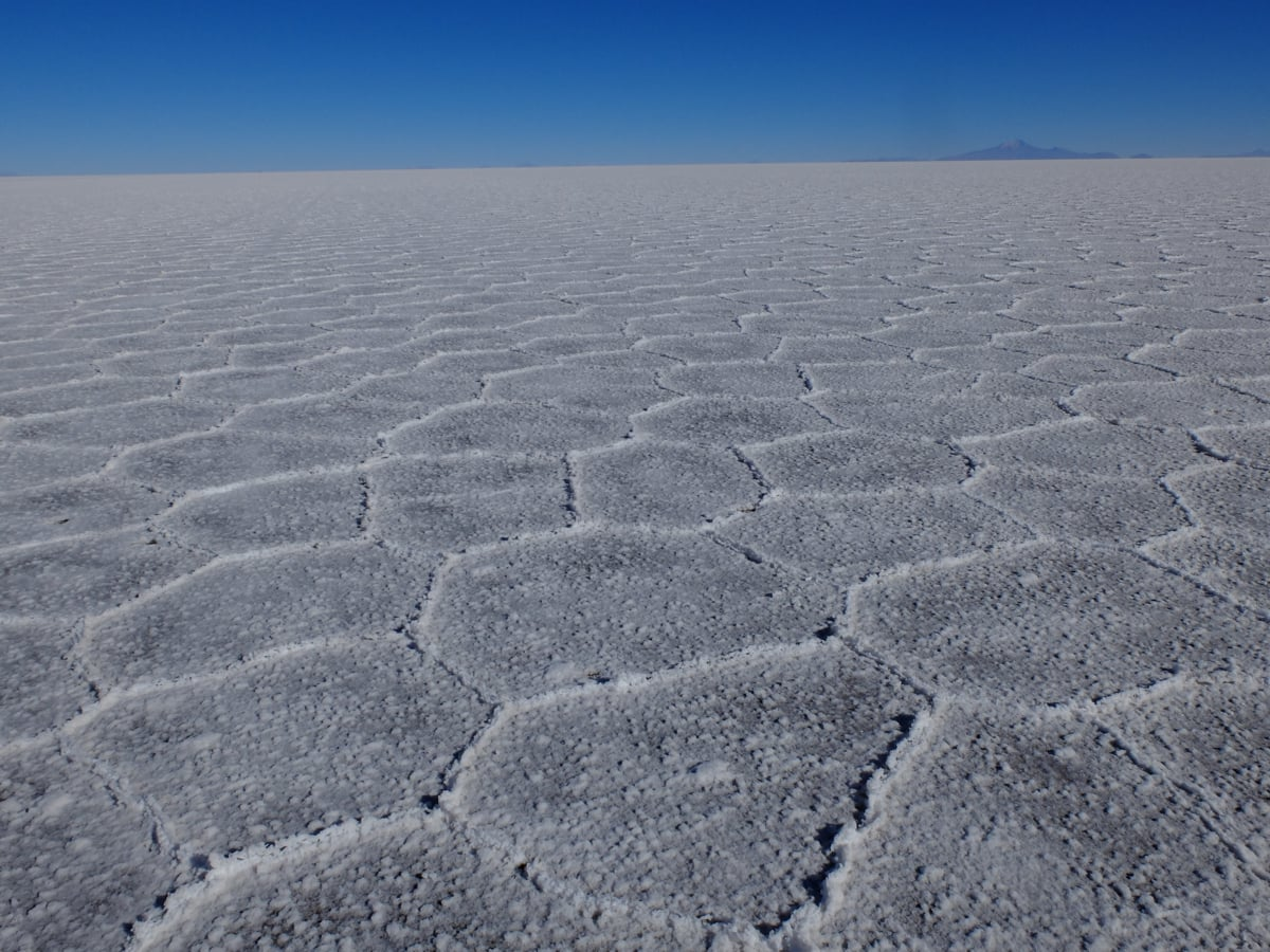 In Bolivia: il mio tour di 4 giorni al Salar de Uyuni