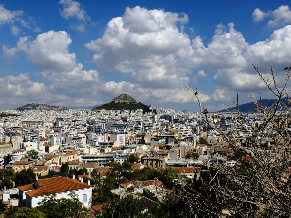 Atene beborghi for Ristoranti ad atene