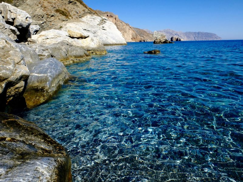 Amorgos - spiagge