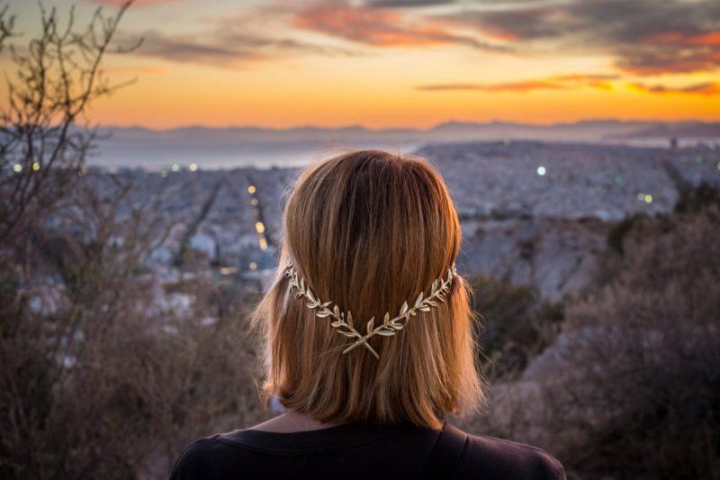 Valentina Borghi ad Atene