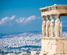 Un week-end ad Atene: tutti i luoghi da non perdere