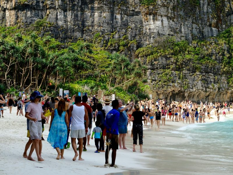 Phi Phi Island - Maya Beach