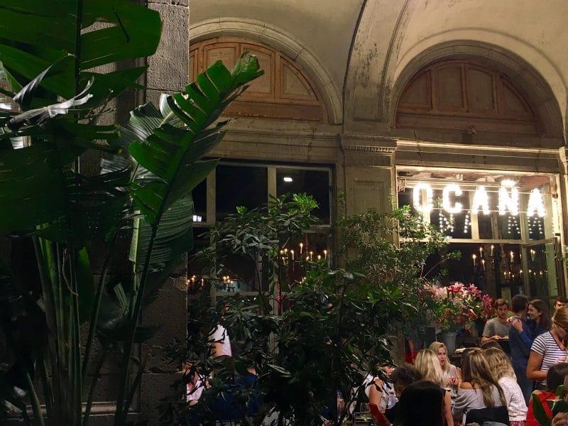 ristoranti barcellona - Ocaña