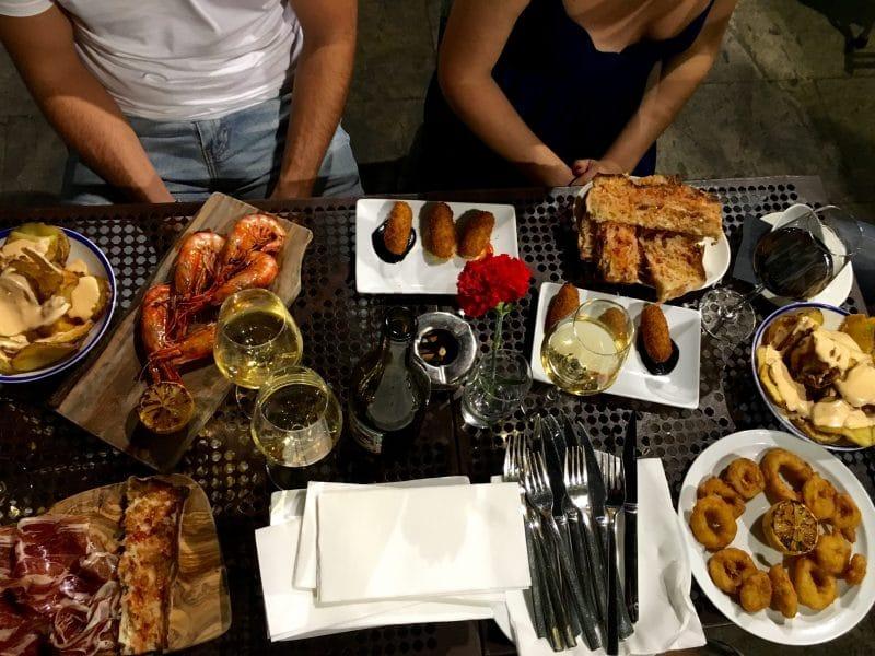 ristoranti barcellona