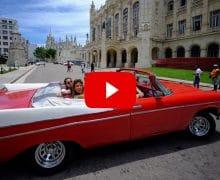 Video del mio viaggio on-the-road a Cuba