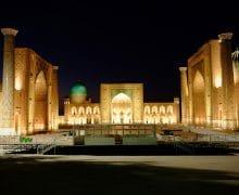 Uzbekistan: la magia della Via della Seta