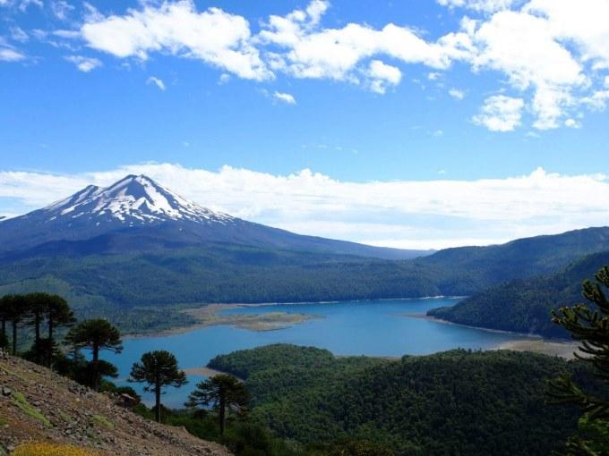Cile del Sud: trekking nel Parque National Conguillo