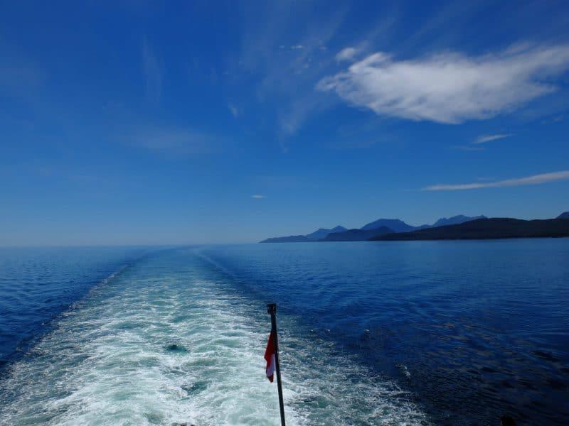 Cile del sud: in traghetto lungo la Patagonia settentrionale