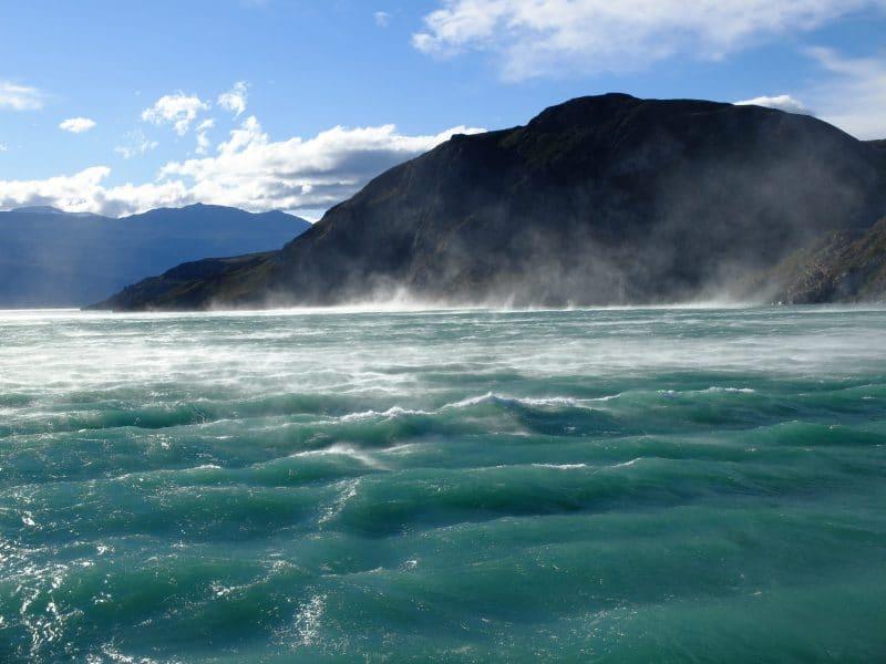 Cile del sud: il Lago General Carrera