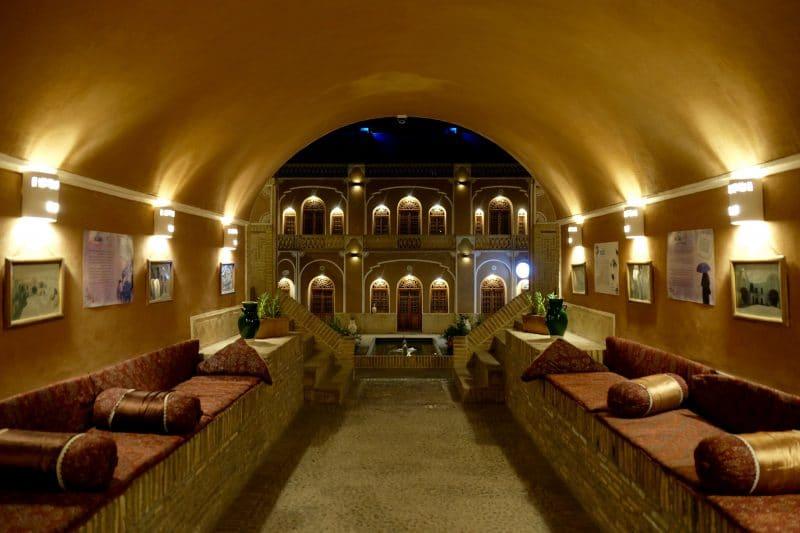 Viaggio in Iran - Yazd - casa tradizionale