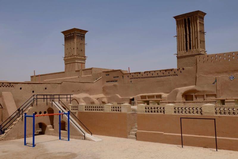 Viaggio in Iran - Yazd - torri del vento
