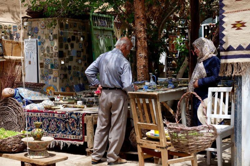 Viaggio Iran - yazd
