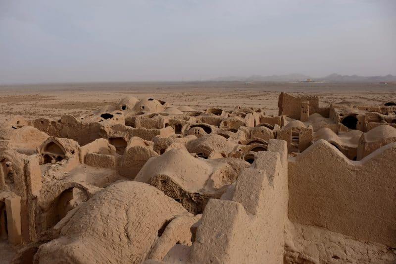 Viaggio in Iran - Yazd - città nel deserto