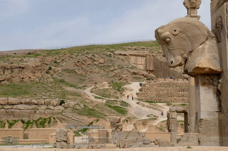 Viaggio in Iran - Persepolis
