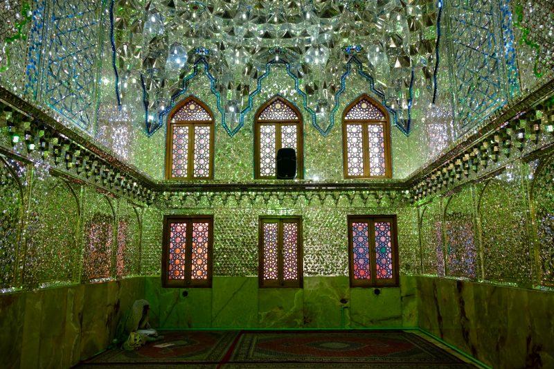 Viaggio in Iran - Shiraz - Tomba dell'emiro Ali
