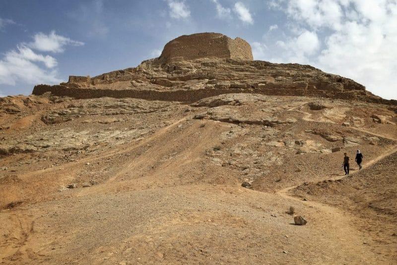 Viaggio in Iran - i castelli di Yazd