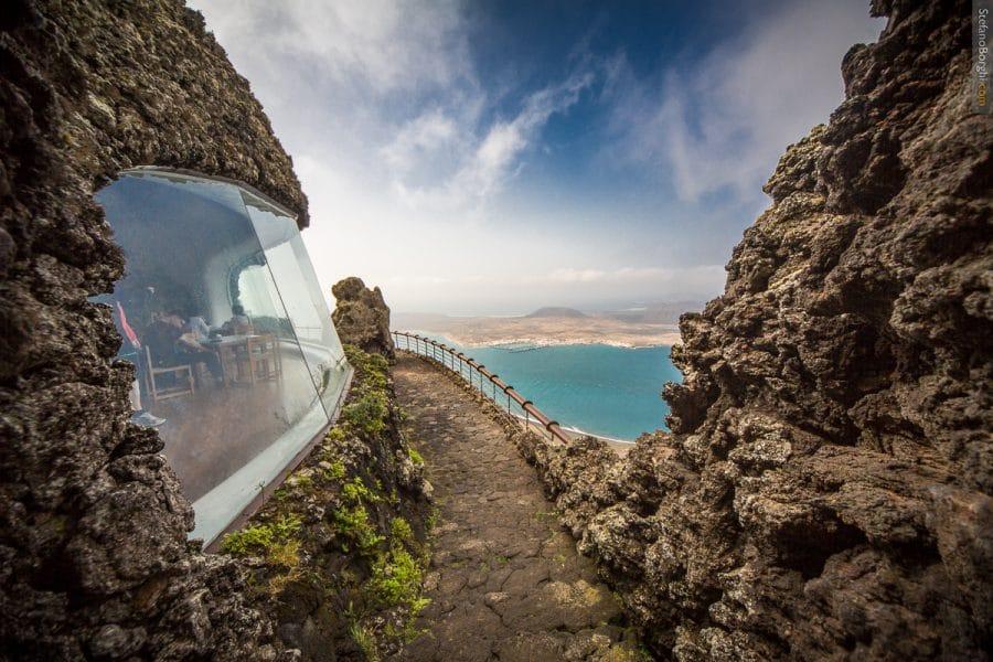 Lanzarote - Mirador del Rio