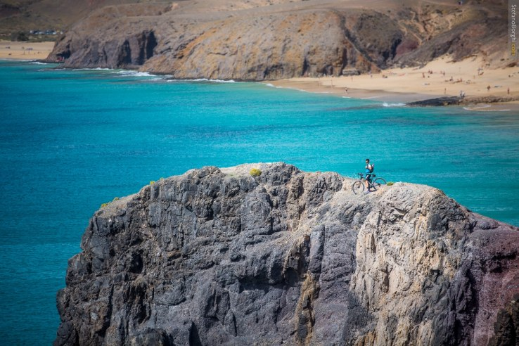 Lanzarote - Spiaggia Papagayo beach