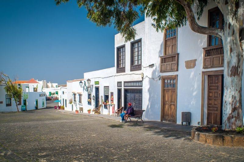 Lanzarote - Teguise centro