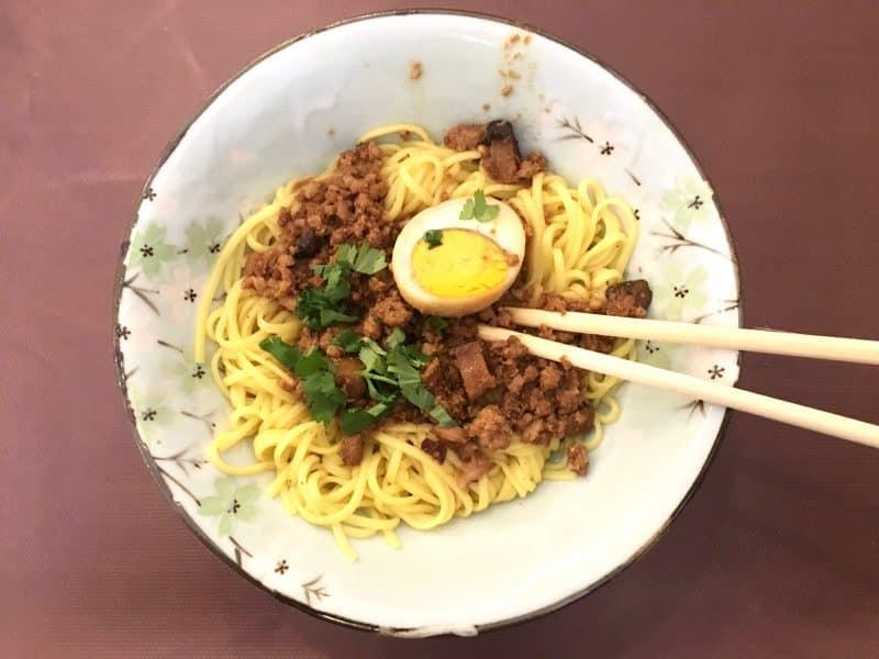 Bao House - noodles