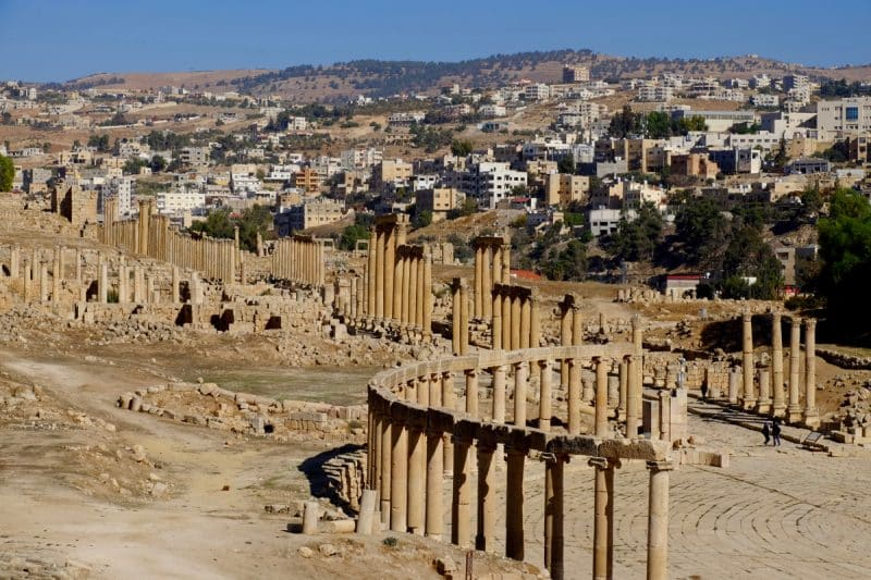 Giordania - Jerash