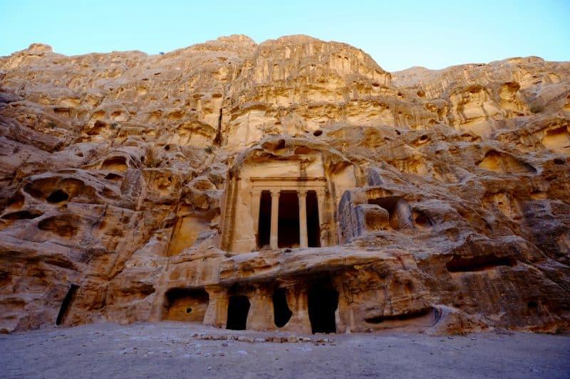 Giordania - Little Petra