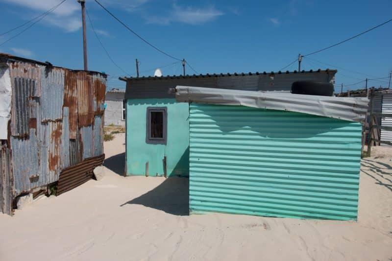 Cape Town - township di Kayelitscha