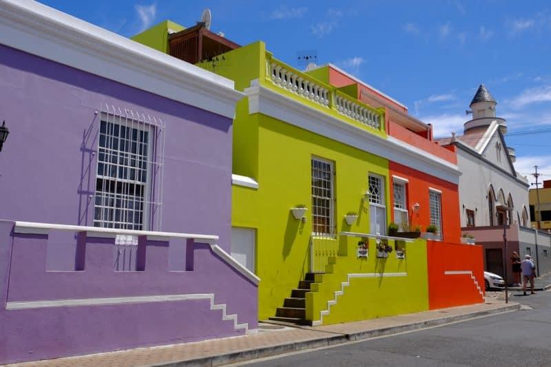 Cape Town-Bo Kaap