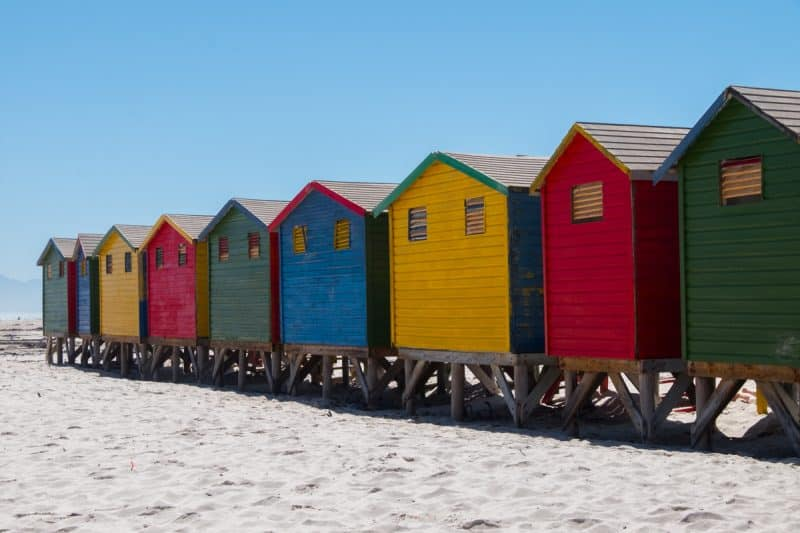Cape Town - Muizenberg
