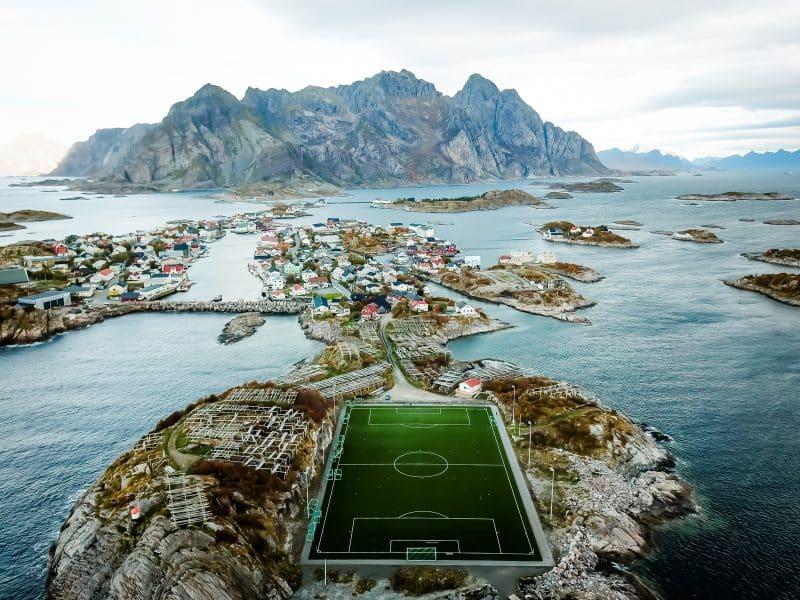 Norvegia - isole Lofoten
