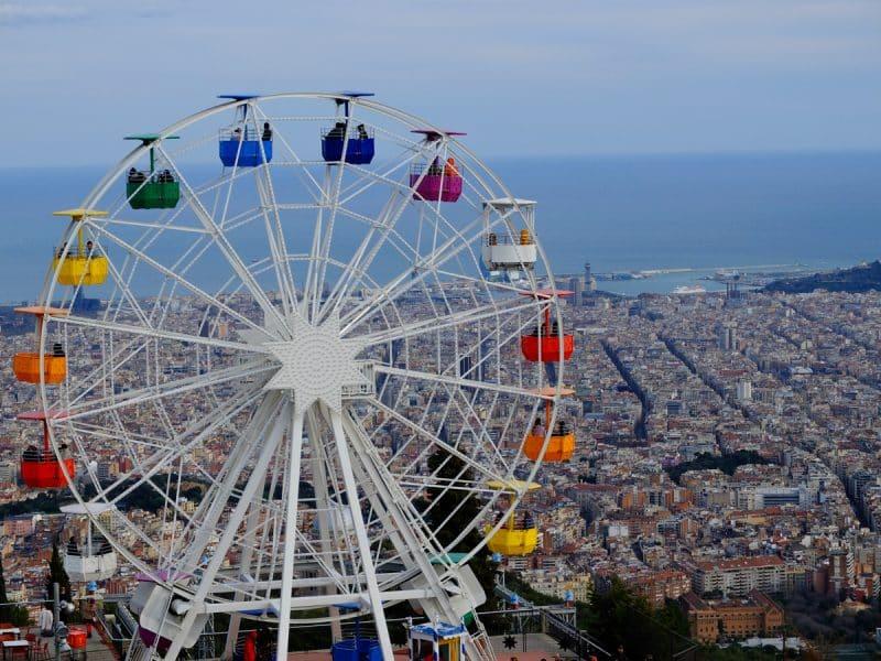 Barcellona insolita - Tibidabo
