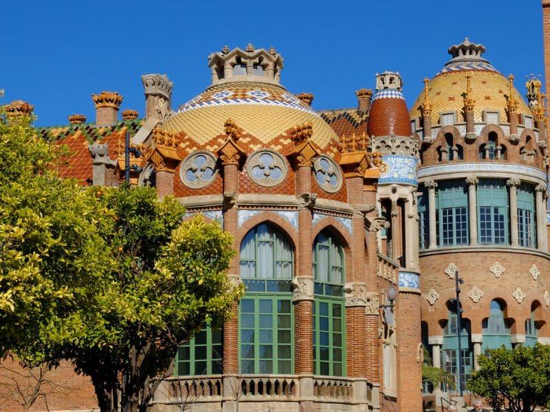 Barcellona insolita - San Pau