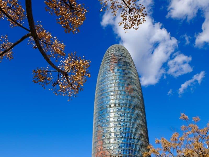 Barcellona insolita - Torre Agbar