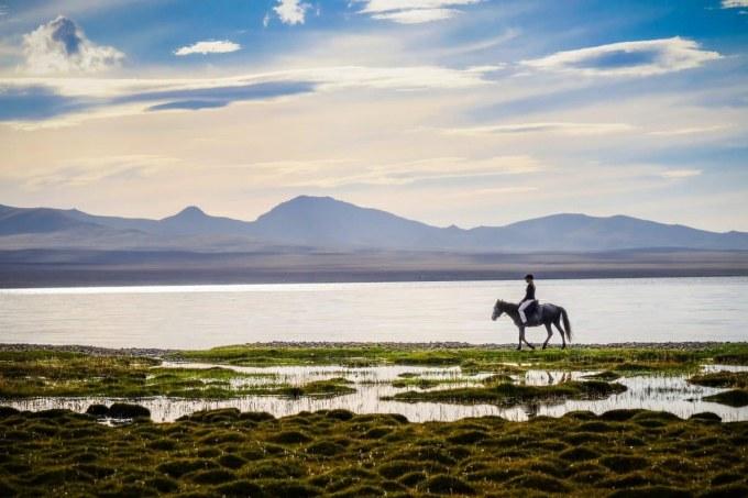 Kirghizistan - Song Kol