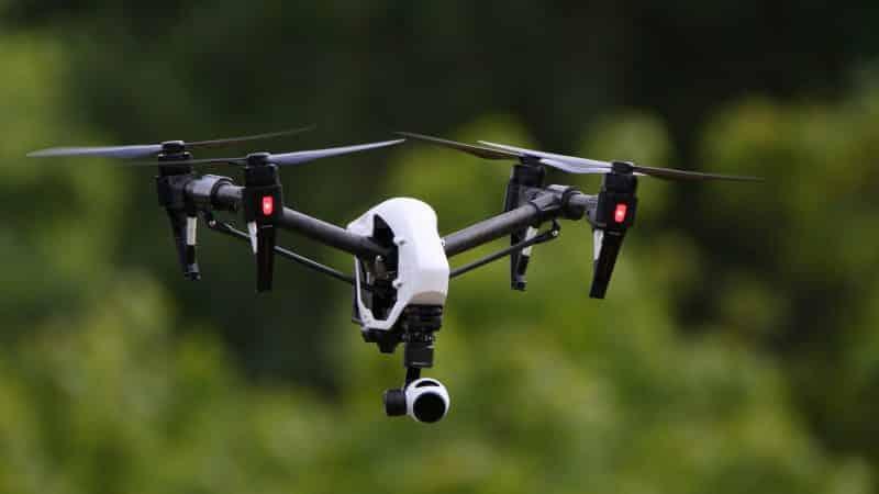 DJI Inspire drone di classe VL