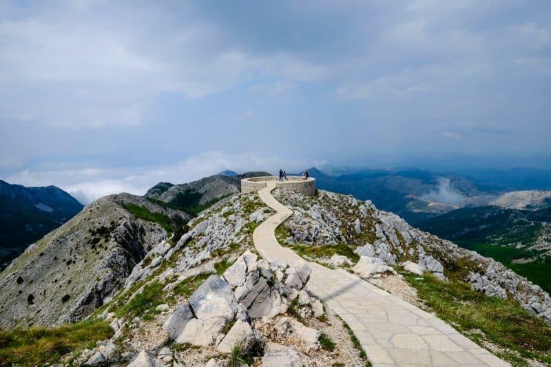 Montenegro - Monte Lovecen