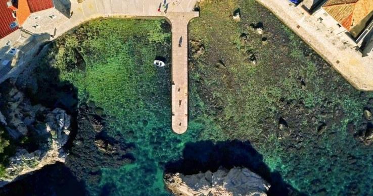 foto-drone-mare-croazia