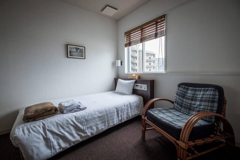 Quanto costa dormire in Giappone ?